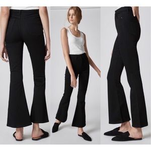 NWT BlackNYC The Waverly Black High Waisted Jeans